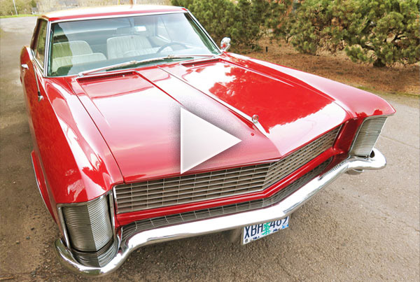 1965 Buick Riviera Overview