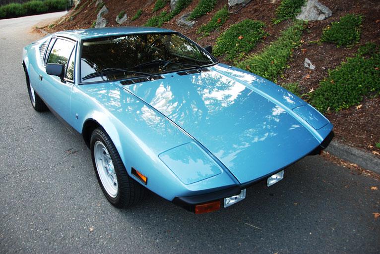 De Tamaso Pantera Spicer Collector Car Profile