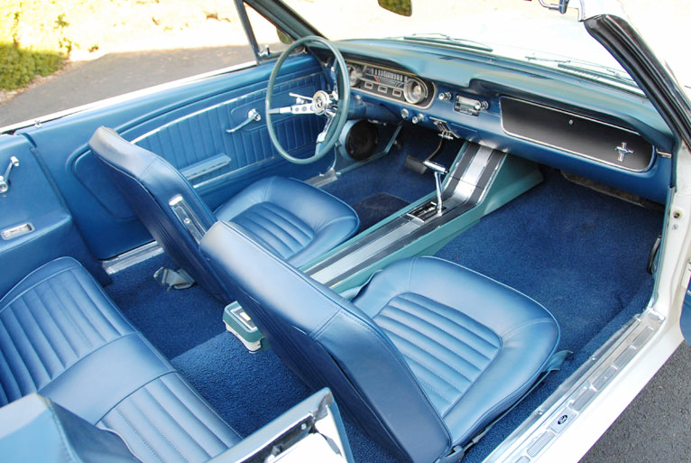 1965 Mustang Spicer