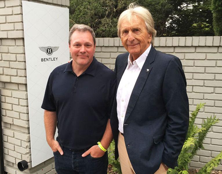 Mike Spicer & Derek Bell