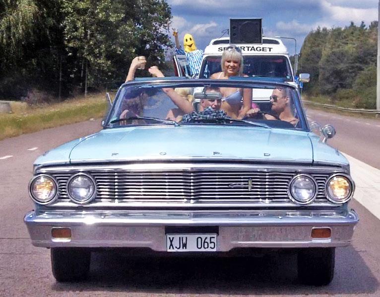 Swedens Power Big Meet American Classic Car Crazy - Classic car meets near me