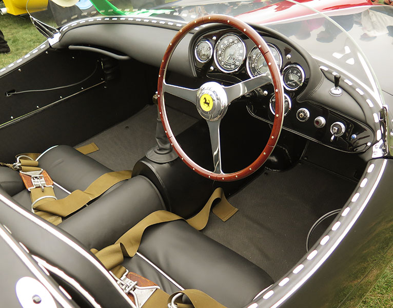 1953 Ferrari 166 MM Oblin Spyder