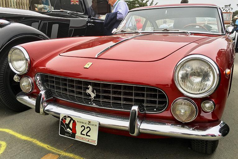 Ferrari 250GTE