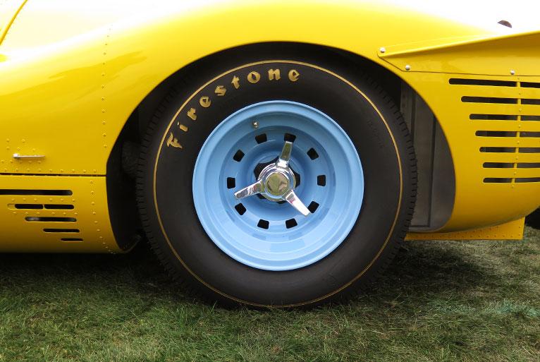 1967 Ferrari 412P Competizione