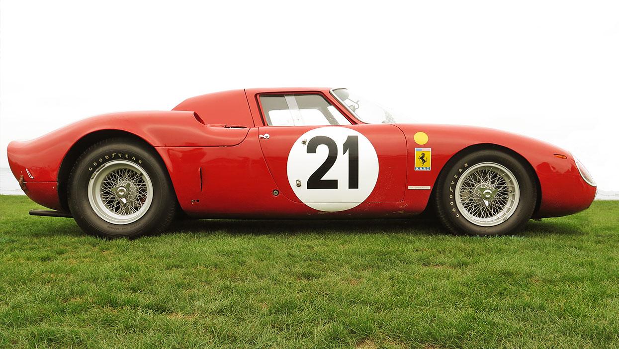 1964 Ferrari 250 LM Scaglietta Berlinetta