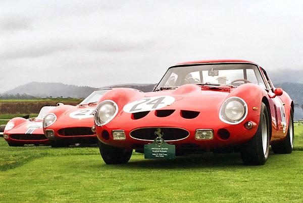 1963 Ferrari 250 GTO Scaglietti Berlinetta