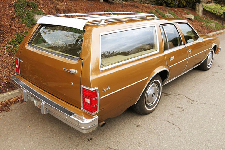 Chevrolet Station Wagon