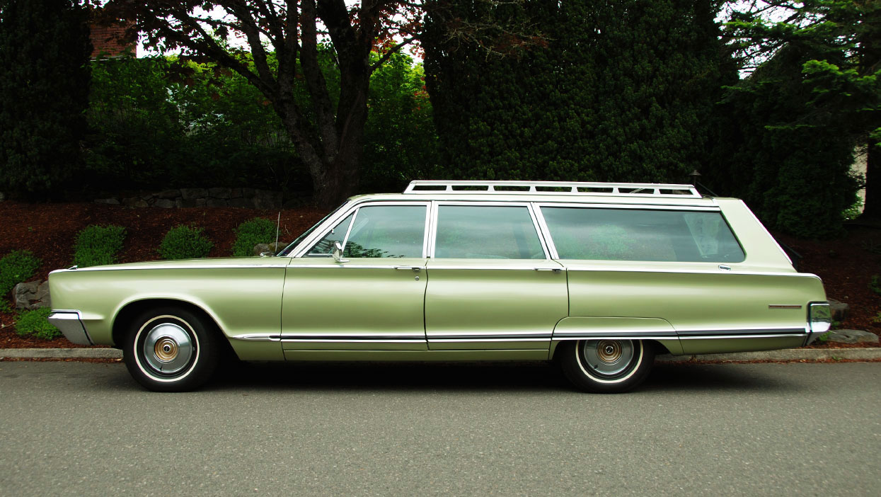 Chrysler Station Wagon