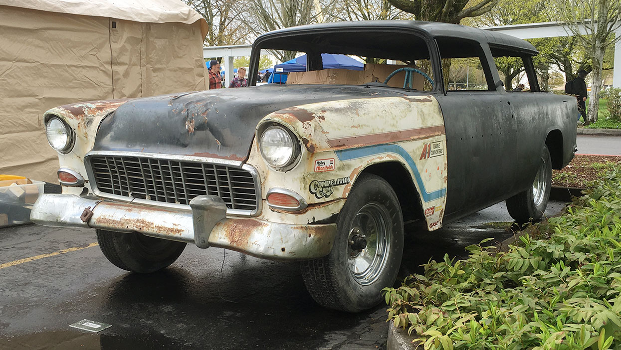 Chevrolet Restoration