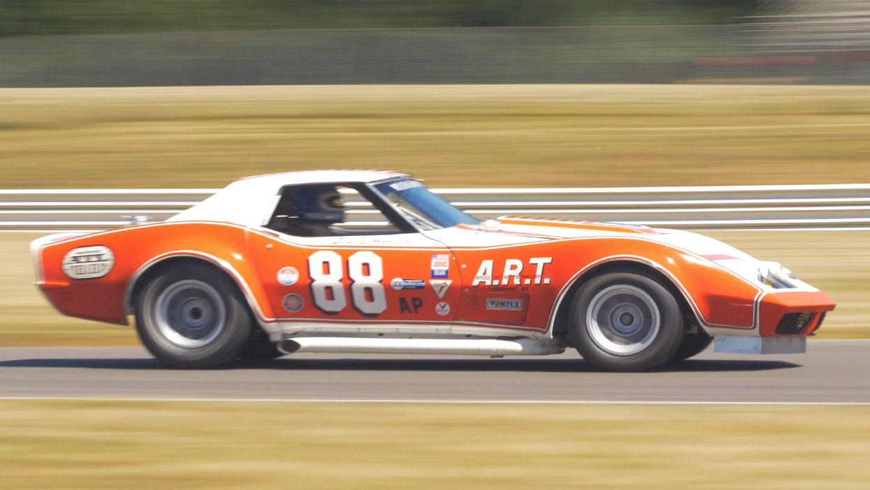 Historic Auto Racing