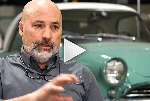 Vintage Underground Car Restorations Interview with Joseph Potter