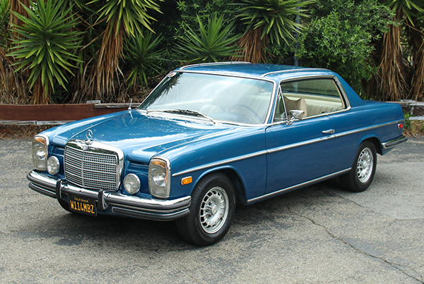 Mercedes w114 250C