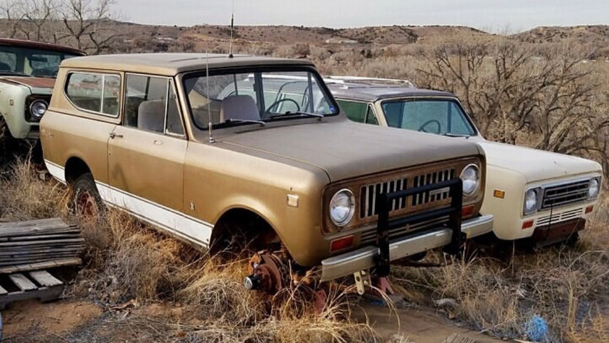 International Harvester Scout