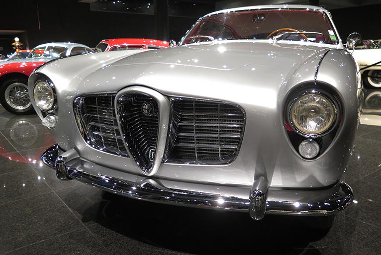1954 Alfa Romeo 1900 CSS Ghia Speciale